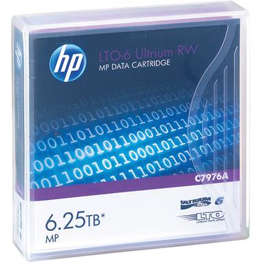 HP Bandkassette  LTO-6 Ultrium