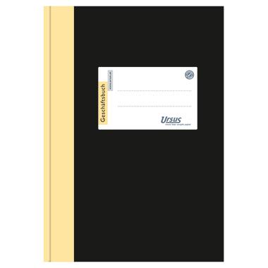 Ursus® Geschäftsbuch  DIN A5 kariert