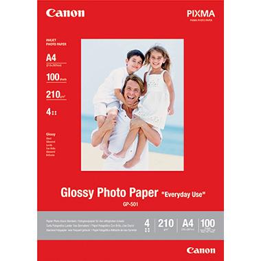 Canon Fotopapier Glossy DIN A4