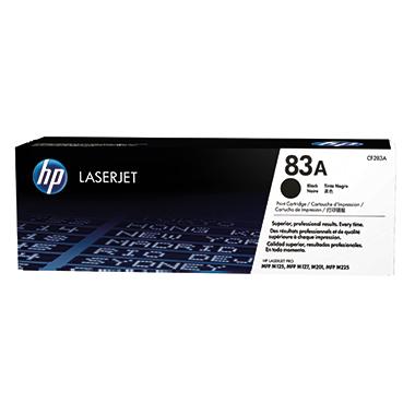 HP Toner 83A  2 St./Pack.