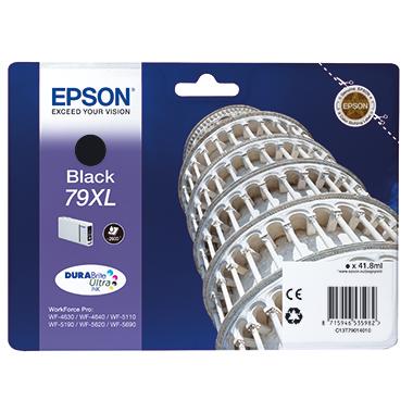 Epson Tintenpatrone 79XL  ca. 2.600 Seiten