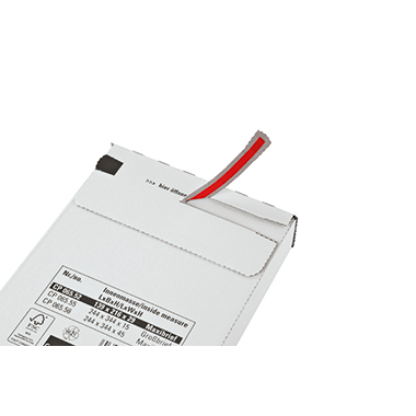 ColomPac® Versandkarton Kurierpaket 24,4 x 1,5 x 34,4 cm (B x H x T)