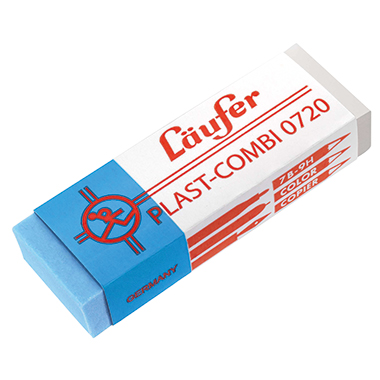 Läufer Radierer PLAST-COMBI
