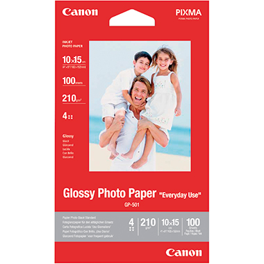 Canon Fotopapier Glossy