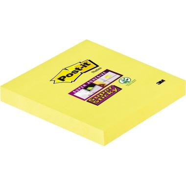 Post-it® Haftnotiz Super Sticky Notes