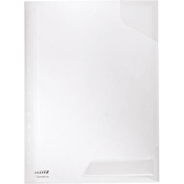 Leitz Prospekthülle CombiFile DIN A4 22,3 x 31,3 cm (B x H) glatt 5 St./Pack.
