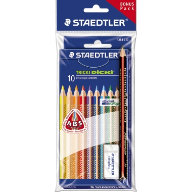 STAEDTLER® Farbstift Tricki Dicki