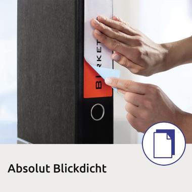 Avery Zweckform Ordnerrückenetikett schmal/lang