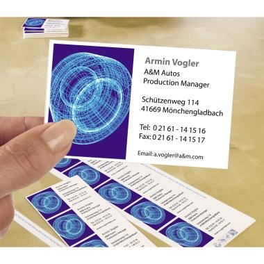 Avery Zweckform Visitenkarte Classic 250 St./Pack.