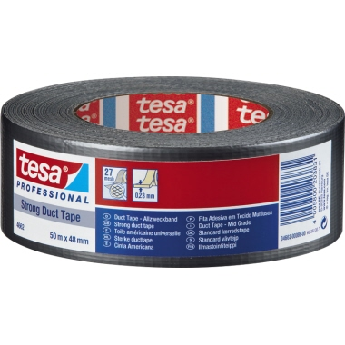 tesa® Gewebeband Strong Duct Tape 4662