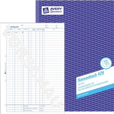 Avery Zweckform Kassenbuch