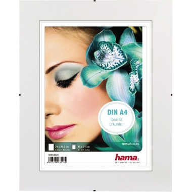 Hama Bilderrahmen Clip-Fix  15 x 21 cm (B x H)