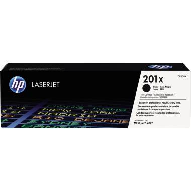 HP Toner  201X ca. 2.800 Seiten