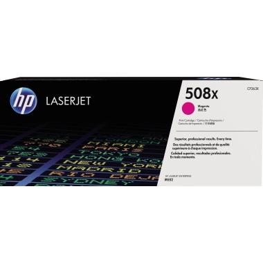 HP Toner  508X ca. 9.500 Seiten