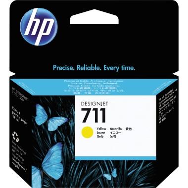 HP Tintenpatrone 711