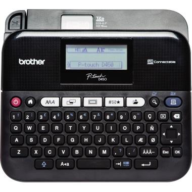 P-touch Beschriftungsgerät PT-D450VP
