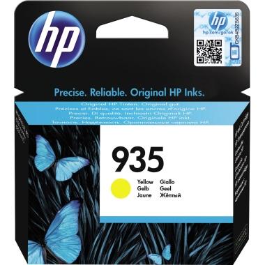 HP Tintenpatrone  935 gelb