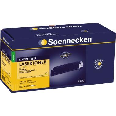 Soennecken Toner  KYOCERA TK580Y