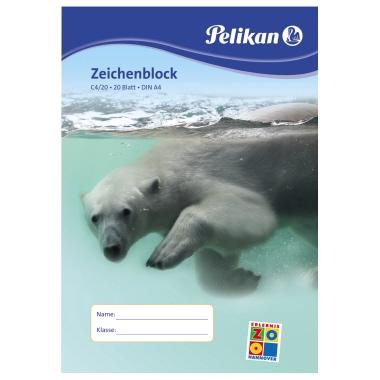Pelikan Zeichenblock