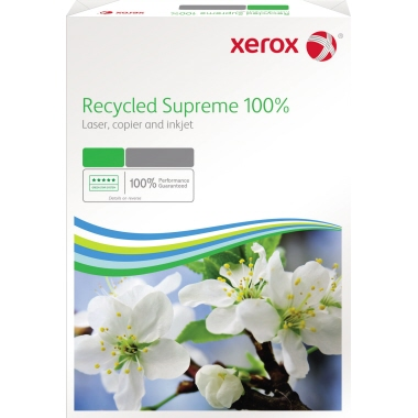 Xerox Kopierpapier Recycled Supreme 100%