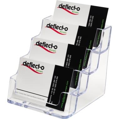 Deflecto® Visitenkartenständer