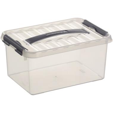 Sunware Aufbewahrungsbox Q-Line  20 x 14 x 30 cm (B x H x T)