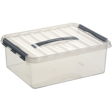 Sunware Aufbewahrungsbox Q-Line  30 x 14 x 40 cm (B x H x T)