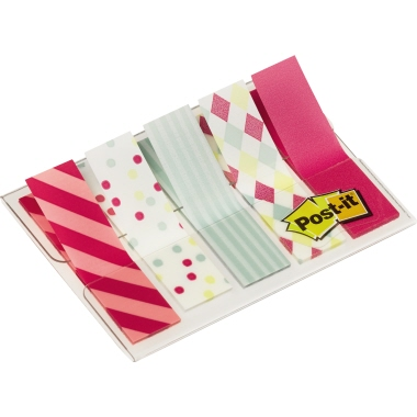 Post-it® Haftstreifen Index Mini Candy Collection