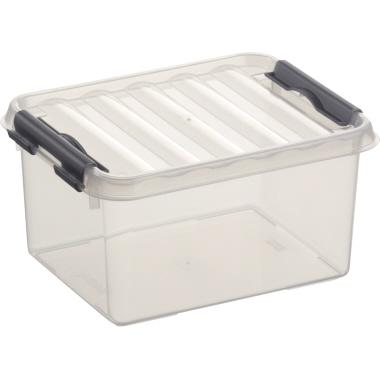 Sunware Aufbewahrungsbox Q-Line  15 x 10 x 20 cm (B x H x T)