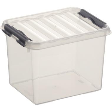 Sunware Aufbewahrungsbox Q-Line  15 x 14 x 20 cm (B x H x T)