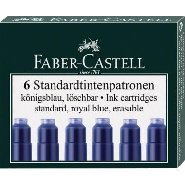 Faber-Castell Tintenpatrone löschbar