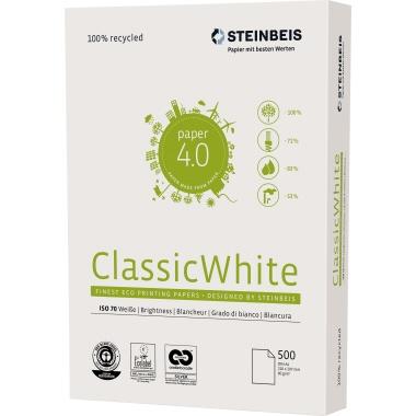 Steinbeis Kopierpapier Classic White
