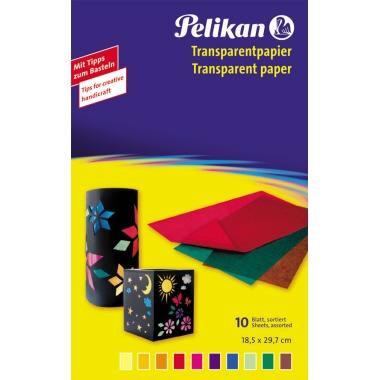 Pelikan Transparentpapier 233 M/10