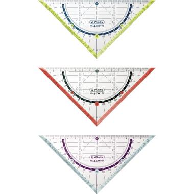 Herlitz Geometriedreieck my.pen ohne Griff