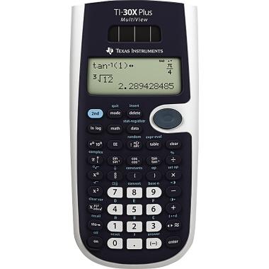 Texas Instruments Schulrechner TI-30 X Plus MultiView™