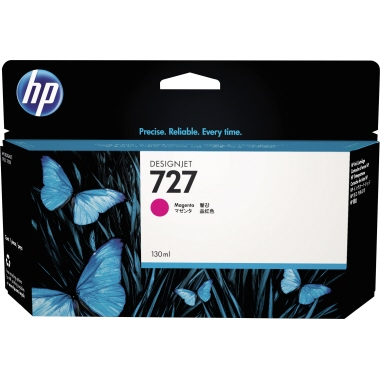 HP Tintenpatrone 727 magenta 130 ml