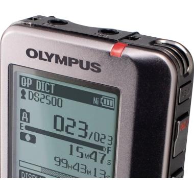 OLYMPUS Diktiergerät Silver Pro