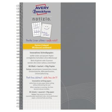 Avery Zweckform Collegeblock Notizio DIN A5
