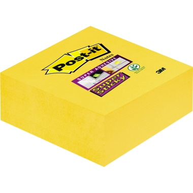 Post-it® Haftnotizwürfel Super Sticky