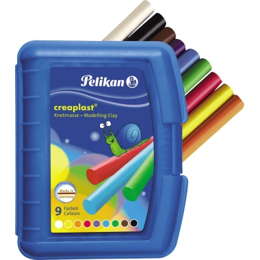 Pelikan Wachsknete Creaplast®  9 St./Pack.