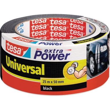 tesa® Gewebeband extra Power® Universal  50 mm x 25 m (B x L)