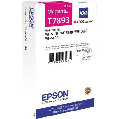 Epson Tintenpatrone  T7893