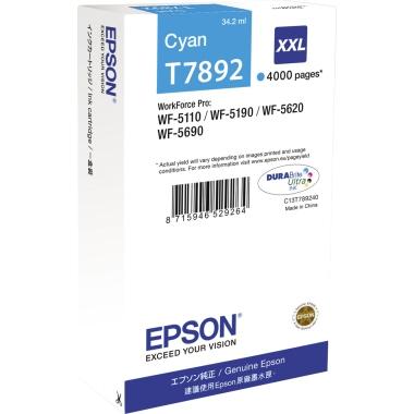 Epson Tintenpatrone T7892
