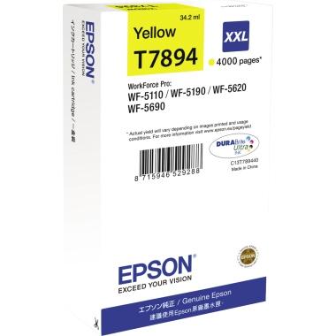 Epson Tintenpatrone T7894