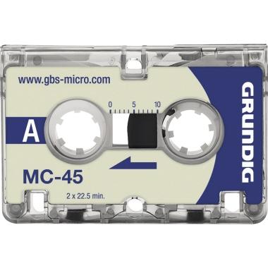 Grundig Diktierkassette MC-45