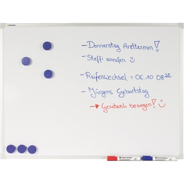 Soennecken Whiteboard  lackiert