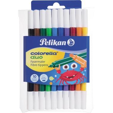 Pelikan Fasermaler Colorella® duo C 407