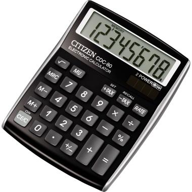 Citizen Tischrechner CDC-80
