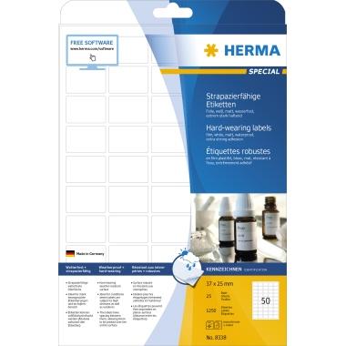 HERMA Folienetikett SPECIAL  37 x 25 mm (B x H)