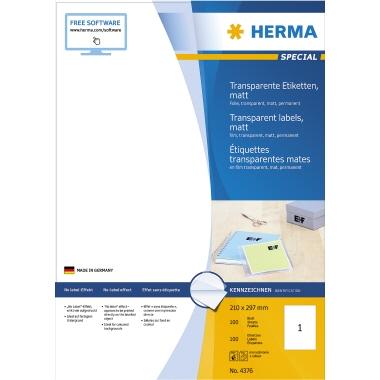 HERMA Folienetikett SPECIAL  100 Etik./Pack.